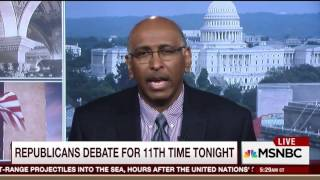 Michael Steele on his party's efforts to stop Donald Trump's nomination (3 March 2016)