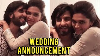 Ranveer Singh And Deepika Padukone WEDDING DETAILS OUT!