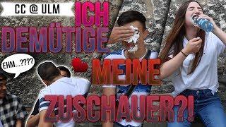 ICH DEMÜTIGE MEINE ZUSCHAUER? | CC IN ULM
