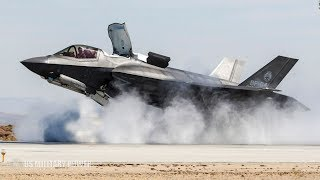 Incredible Video of F-35 Shows Its Insane Ability - Dropping Bom, Vertical Takeoff and Landing