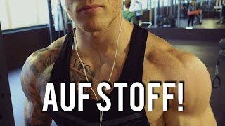 CHEATEN & NICHT FETT WERDEN - LOCKER AUF STOFF! - SCHMALE SCHULTER