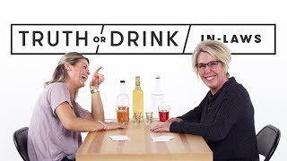 In-Laws Play Truth or Drink | Truth or Drink | Cut