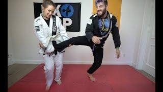 My Boyfriend Teaches Me Jiu Jitsu 3