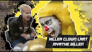 #20 KILLER CLOWN LAAT MYRTHE GILLEN! - CHECKPOINT CLASSICS