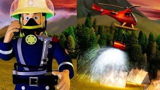 Feuerwehrmann Sam Deutsch | Feuer in der Feuerwache -Ganze Folge - 1 Stunde | Cartoon für Kinder
