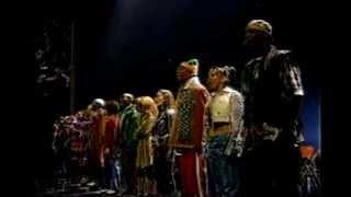 RENT 1996 Tony Awards