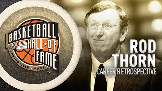 Rod Thorn | Hall of Fame Career Retrospective