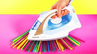35 GENIUS CRAFTS TO MAKE IN ONE MINUTE