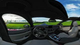Virtual Test Drive of the 2018 Kia Stinger GT with Albert Biermann