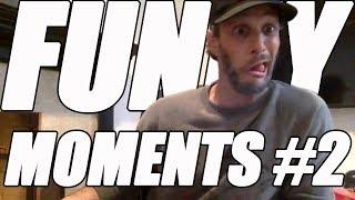 Funny Moments #2 | Josh Wolf