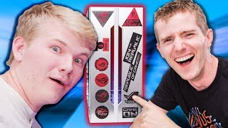 I RUINED his brand new PC - ROG Rig Reboot 2018