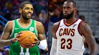 Kyrie Irving Meets LeBron James and Apologizes for Leaving Cleveland Cavaliers