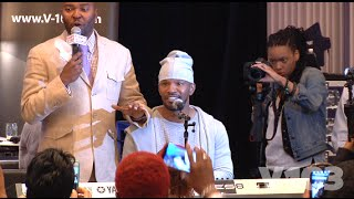 Jamie Foxx Channels Prince, Babyface, Luther Vandross + More In Exclusive Performance