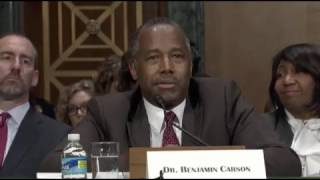 Funniest Moments From Ben Carson's Confirmation Hearing | SUPERcuts! #419