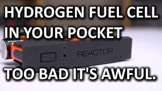 Brunton Hydrogen Reactor Review & Rant