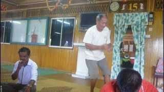 2013-6-1 Happy Gawai Rumah Engkas Bakong - Iban Tradisional Dance