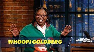 Whoopi Goldberg Shares Her Cherished Holiday Memories