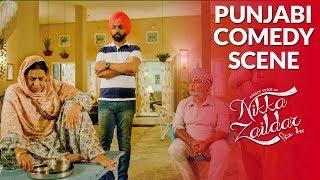 Punjabi Comedy Scene | Aah Cheeji Dwaatti | Karamjit Anmol, Ammy Virk | Nikka Zaildar