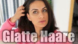Haare geglättet | Mama Alltag | Filiz