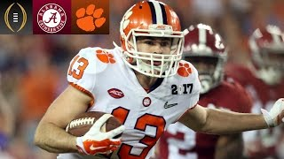 Hunter Renfrow Describes Clemson