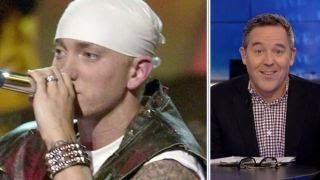 Gutfeld: Eminem is Brian Stelter with hair