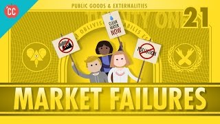 Market Failures, Taxes, and Subsidies: Crash Course Economics #21