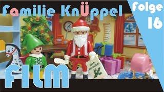 Weihnachten Playmobil Film deutsch / Kinderfilm / Kinderserie Weihnachtsmann Heiligabend