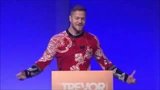 Dan Reynolds speech at the Trevor Project Live