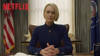 《紙牌屋》  第 6 季正式預告 [HD]   Netflix