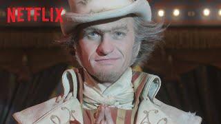 《波特萊爾的冒險》第2季 | 歐拉夫伯爵的偽裝 | Netflix
