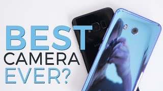 HTC U11 versus Samsung Galaxy S8: camera shootout (4K)