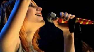 Paramore - Decode (Live in Myspace secret show 09)