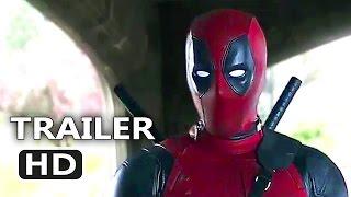DEADPOOL Oscar Consideration Trailer (2017) Ryan Reynolds, Superhero Movie HD