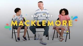 Kids Meet Macklemore | Kids Meet | HiHo Kids