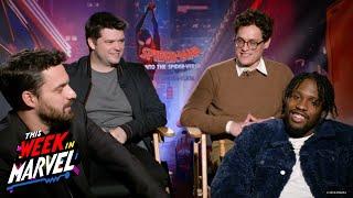 Spider-Man: Into The Spider-Verse Favorite Scenes? | This Week in Marvel