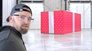 Giant Mystery Unboxing...