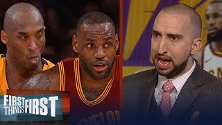 Snake Bit: Nick Wright reveals Kobe Bryant