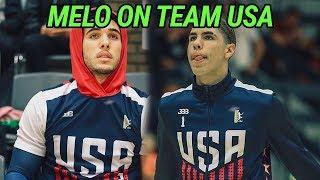 LaMelo & Gelo Ball Lead Team USA To EPIC COMEBACK & Buzzer Beater Win In Denmark! Melo Drops 31 🔥