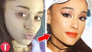10 Celebs Who Look TOTALLY DIFFERENT Without Makeup