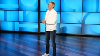 Ellen Celebrates the 20th Anniversary of Her