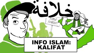 Info Islam: Was bedeutet KALIFAT? #whatIS