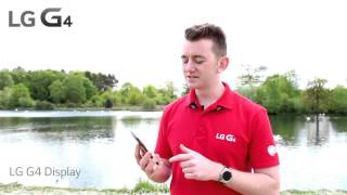 LG G4 - Curved Quantum IPS Quad HD Display