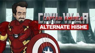 Captain America: Civil War Alternate HISHE