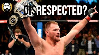 Is Stipe Miocic Right To Feel