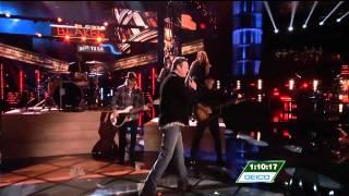 [HD] Blake Shelton, Danielle Bradbery, & Cassadee Pope sing