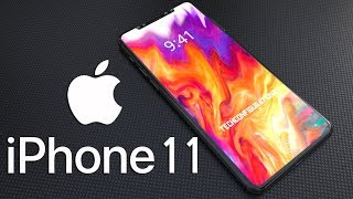 iPhone X Plus (iPhone 11) Introduction Concept, iPhone X Biggest Mistake Corrected, iPhone 2018
