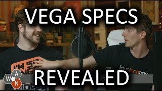AMD VEGA SPECS REVEALED - WAN Show May 5, 2017