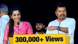 Shankar reveals his Next story for Rajini | Aparnithi | Traffic Ramasamy Audio Launch | IBC Tamil