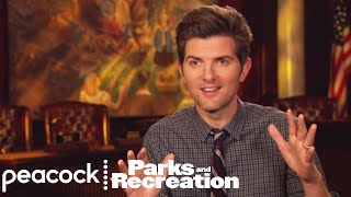 Parks and Recreation - Adam Scott Finale (Interview)