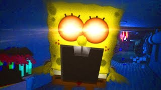 SPONGEBOB? IS THAT YOU?? (Horror Game)
